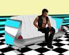 (1M) Chevy Sofa