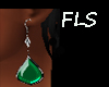FLS Teardrop Emerald