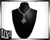 Black Necklace Display