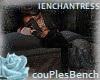 ✰ Couple Bench 3CP