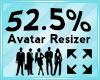 Avatar Scaler 52.5%