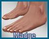 My First Test Feet