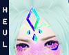 Light princess crown