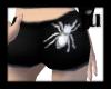 spider grunge(black)