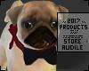 My Pug [White] Node ♦