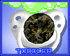 Toddler. Camo Pacifier 2