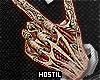 ! Skeleton Hand