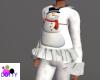 kid snowman suit