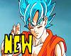 Goku SSB / SSGSS  Hair