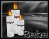 Birchbark Candles