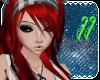 Axy's Red Hair+Plaid