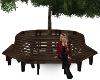 Round Bench 4 A Tree