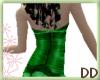 [DD]V-NeckSatin Emerald