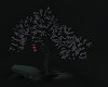 Red Apple Lonely Tree