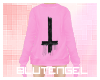 Pink PG Sweater M