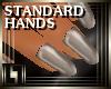 !L! Light Platinum Nails