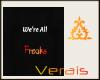 V. Freaks