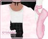 baby pink fur