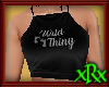Wild Thing Top Black