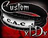 xIDx C.A.C Collar F