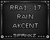 Rain - Akcent