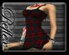 [R] Plaid corsette Mini