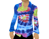 Hippy Tye Dye LS Male