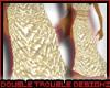 |DT| ShimmerGold Skirt 2