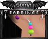 `x: Rave: Earrings v1