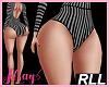 Panty stripe RLL