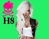 !H8 White*