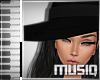 :::M::: NY Floppy Hat