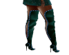 TEF P3NT TYRA BOOTS