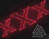 ◮ Neon 3x  Sign