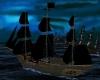 Vampire Pirate Ship