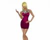 evas cranberry dress