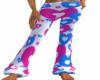 Pink n Blue PJ Bottoms