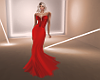 New Year Red Gown