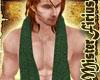 Neck Towel Green