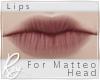 Bare Lips - Rose