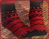 H! Auxiliary Elf -Socks