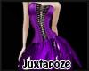 Violet Feather Dress