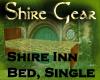 Shire Inn Bed, Single