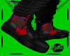 DA-BOP BOOTS - RED