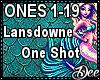 Lansdowne: One Shot pt2