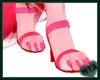 Foxy Love Paw Heels