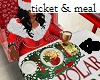 Polar Express Ticket Eat