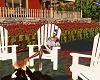 Romantic Garden Chairs