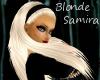 [X]Blonde Samira