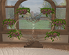 Heart Fountain Planter